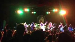 "Andrew WK ""she is beautiful"" live 03/11/2012"