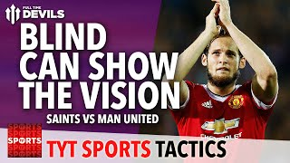 Video Gol Pertandingan Manchester United vs Southampton