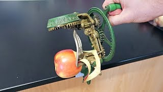 3 Vintage Apple Peelers/Slicer/Corer