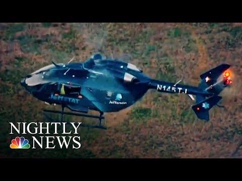 Life-Saving Air Ambulances Hit Patients With Hefty Medical Bills | NBC Nightly News