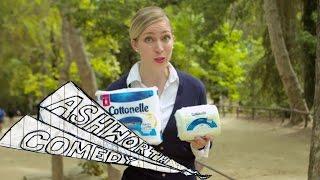 Go Cottonelle. Go Commando. Deleted Scenes Too Risky for TV.