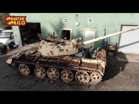 Where's the tank?! and Q&A