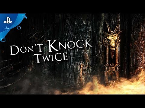 Don't Knock Twice - Launch Trailer | PS4, PS VR