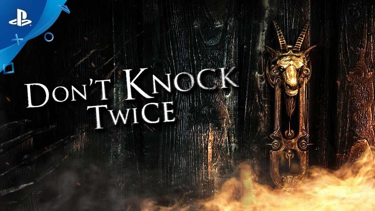 別敲兩次門