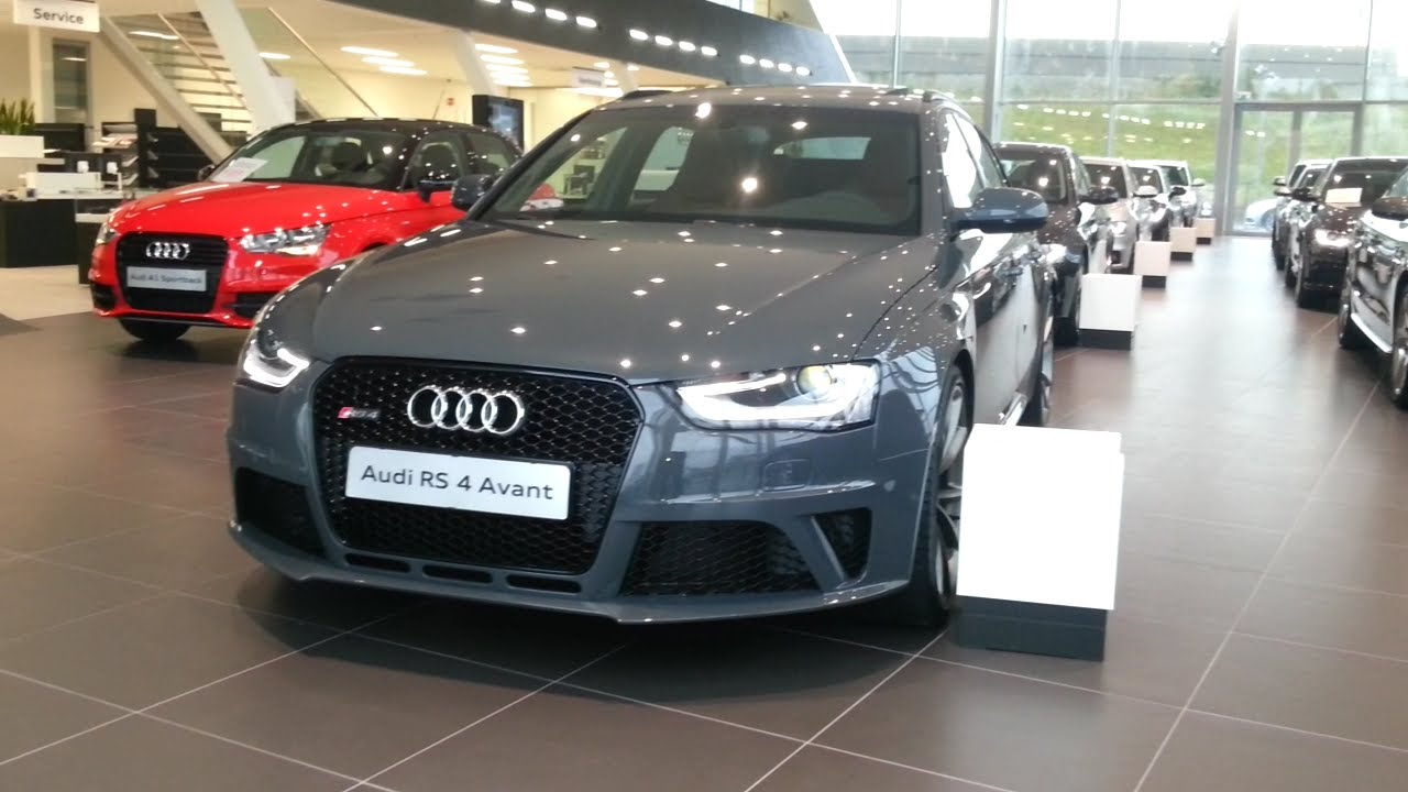 Audi Rs4 2015 In Depth Review Interior Exterior Youtube