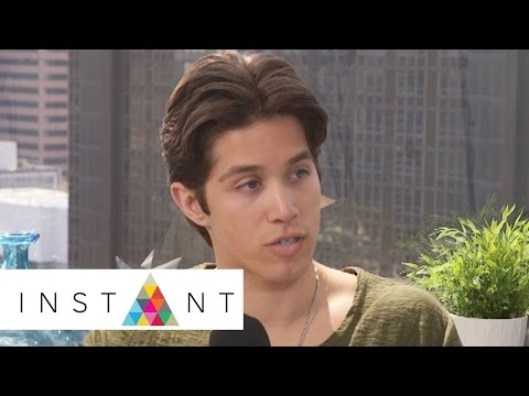 13 Reasons Why: Brandon Larracuente Dishes On Selena Gomez & Her Involvement  Hey Guys  INSTANT