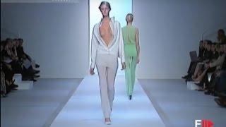 HUGO BOSS Spring Summer 2001 Milan - Fashion Channel