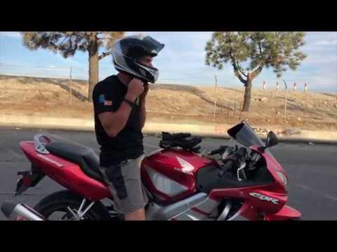 Видео уроки вождения для начинающих на мотоцикле