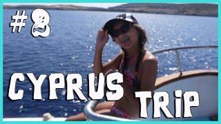 VLOG: Cyprus Trip!// Морская прогулка//часть 2
