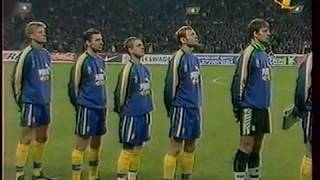 Россия - Украина. ЧЕ-2000 (1-1) (отбор)