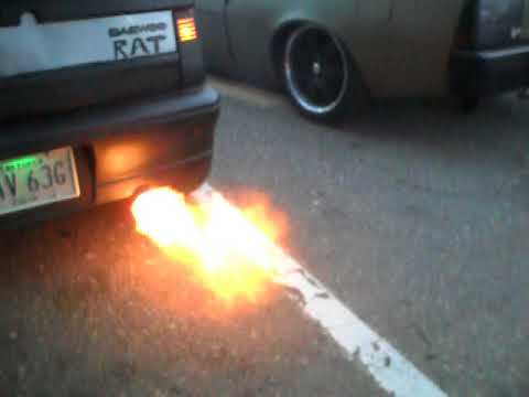 Daewoo Tico Flame