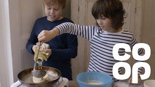 Pancakes - Kids Recipes
