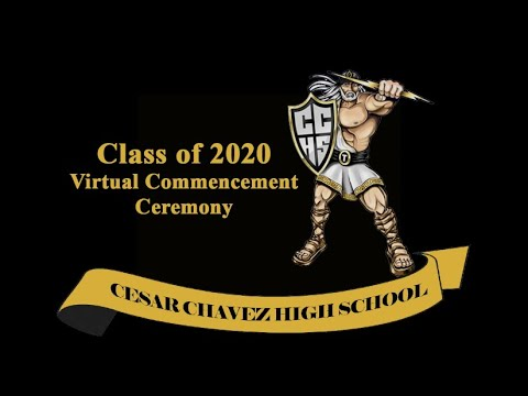 Chavez High School Virtual Commencement Ceremony