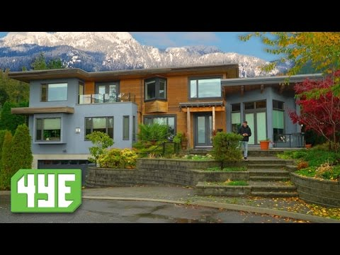 Staying in a $2.5 Million Dollar Vancouver Home!