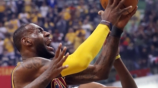 How the Cavs defense helps LeBron James score