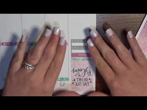 Plan With Me: April 23-29 in MAMBI Classic Happy Planner