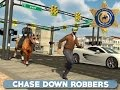Police Horse Chase Crime Town Simulator Games Play IOS HD