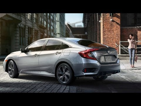2020 Honda Civic Introducing - New Honda Civic Sedan Experience