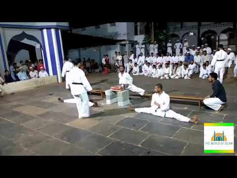 Jamia Zia ul uloom kandloor karnatka || Taekwondo martial Arts Practice from YouTube · Duration:  2 minutes 19 seconds