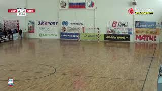 Париматч Суперлига 12 й тур Беркут Грозный Синара Екатеринбург Матч 2