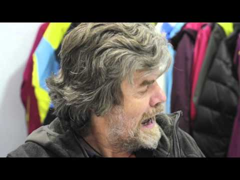Reinhold Messner part 1 There can never be a greatest climber