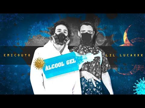 EMICOUTO x LIL LUCAXXX – ÁLCOOL GEL (Letra) ft. CORONA
