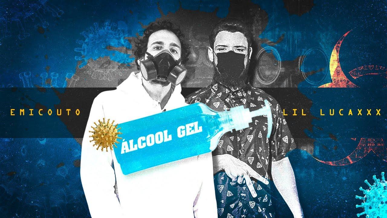 ÁLCOOL GEL feat. CORONA - EMICOUTO x LIL LUCAXXX (PROD. MORTAO VMG)