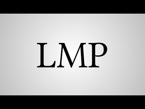 What does lmp mean
