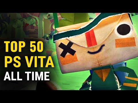 Top 50 PS Vita Games of All Time [2019 Update]   whatoplay