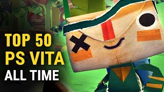 Top 50 PS Vita Games of All Time [2019 Update] | whatoplay