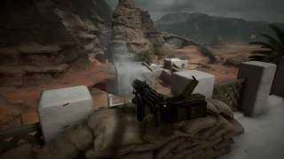 Battlefield™ 1 Heavy Machine Gun Test