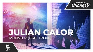 Julian Calor - Monster (feat. Trove) [Monstercat Lyric Video]