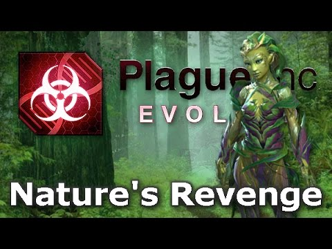 Plague Inc. Custom Scenarios - Natures Revenge
