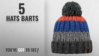 Top 10 Hats Barts [2018]: Barts Wilhelm Men's Hat