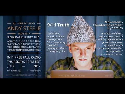9/11 Free Fall 7/20/17: Movement-Countermovement Dynamics