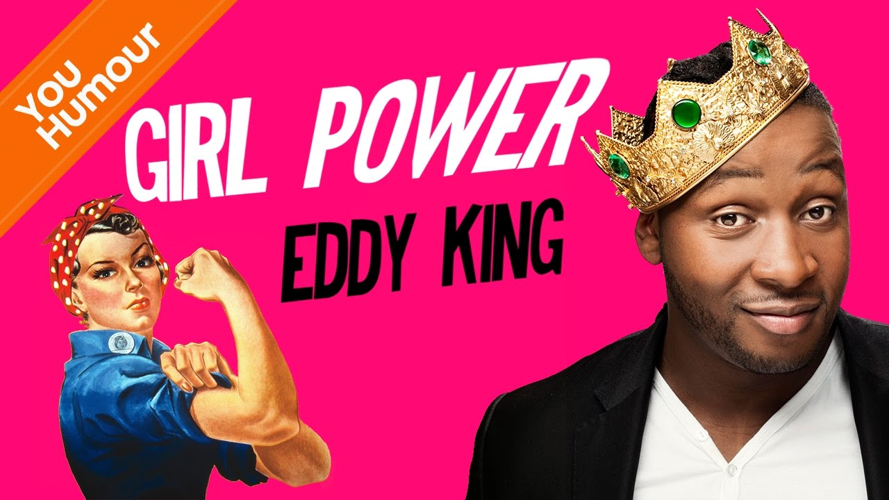 EDDY KING - Girl Power