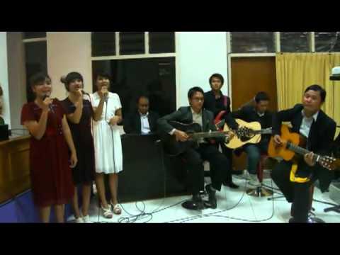 Youth Worshiper - Dengan Iman (SDA DHI Church) Mp3