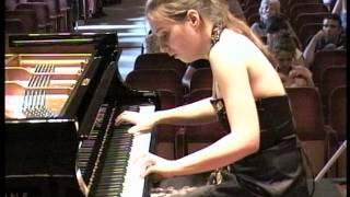 Anna Bulkina Semi-Final Piano Solo 2011 3/4