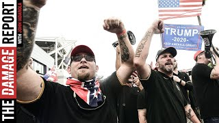 Trump Supporters Turn US Into Nazi Germany