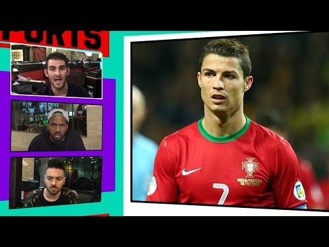 Cristiano Ronaldo Denies Rape Allegations | TMZ SPORTS
