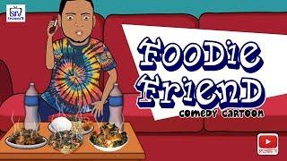 Foodie Friend (Splendid Cartoon)