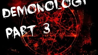 Demonology Part 3. 5 More demon names and information about them.