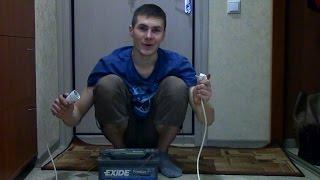 видео Как сделать зарядное устройство для аккумулятора в авто своими руками
