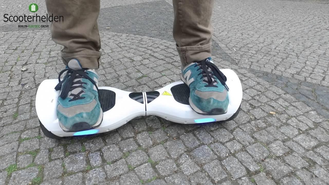 quality design 47d88 7032e Hoverboard fahren lernen, IO HAWK Lernvideo, Balance Board  *REVIEW&Tutorial* (Deu,Ger)