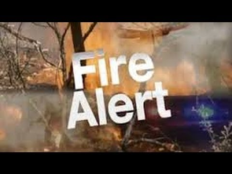 Several Active Field Fires In Pike County