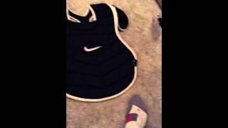 Nike de3539 catchers gear