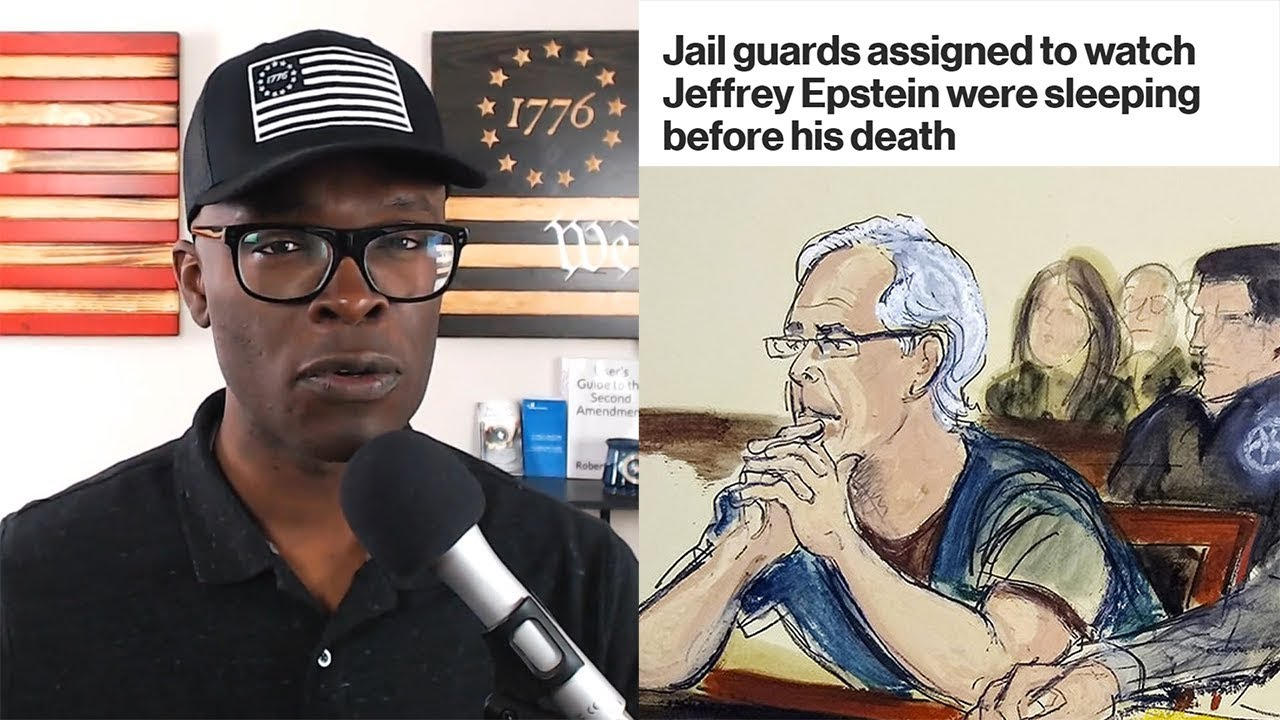 ABL Jeffrey Epstein UPDATE - Prison Guards Falsifying Records And More!