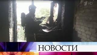 ВИвановской области выясняют обстоятельства пожара вдоме престарелых иинвалидов
