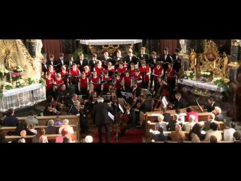 Wiltener Sängerknaben, Academia Jacobus Stainer, Stecher, Vivaldi-Gloria: Et in terra