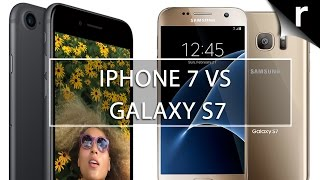 iPhone 7 vs Samsung Galaxy S7: Which one